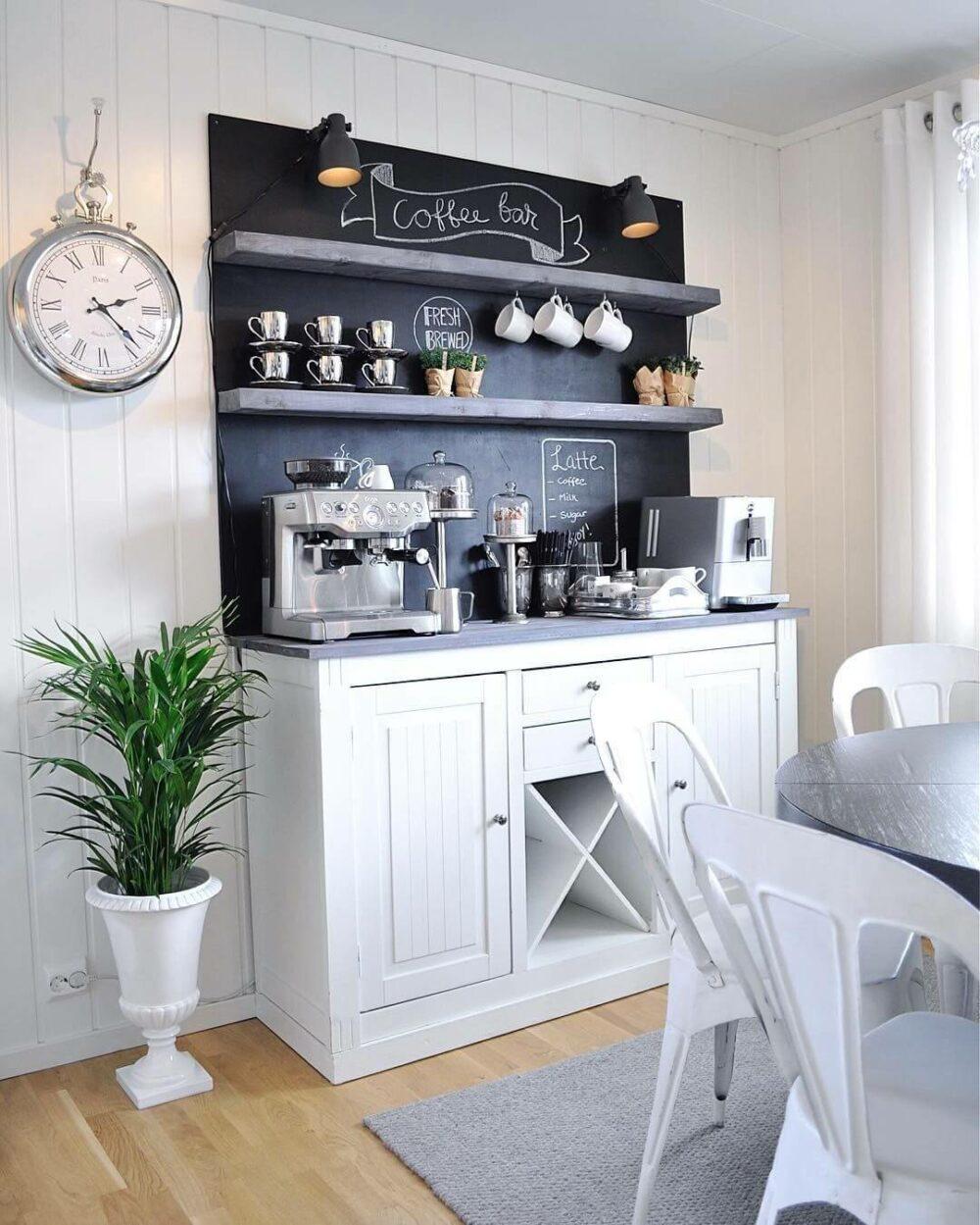 coffee bar design ideas