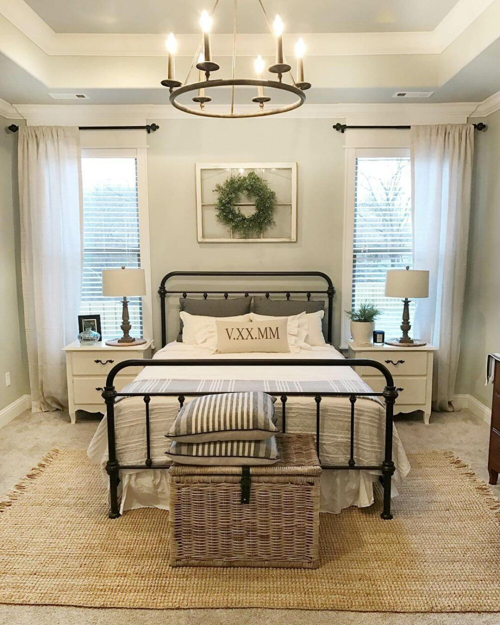 diy farmhouse bedroom ideas