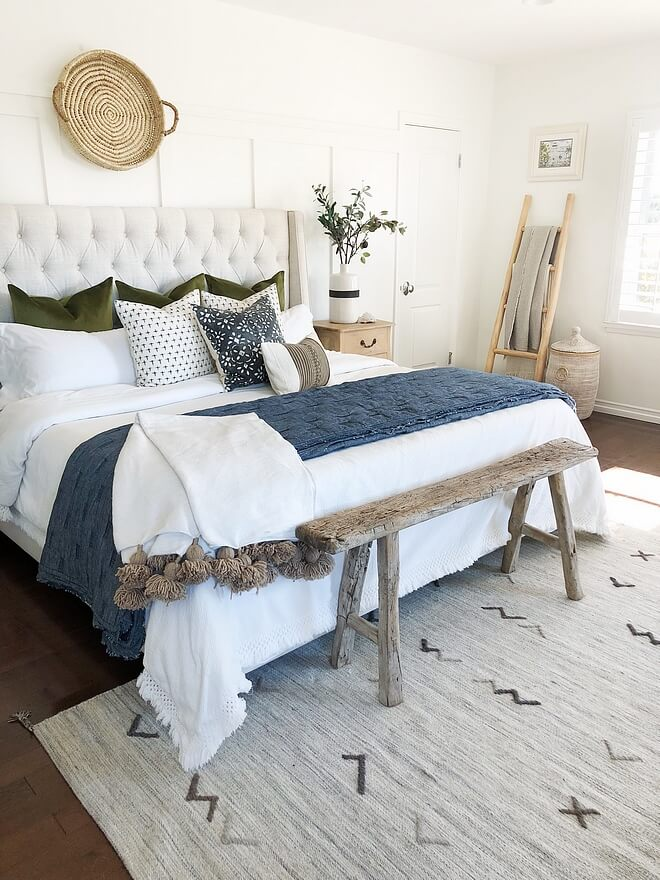 farmhouse bedroom room ideas
