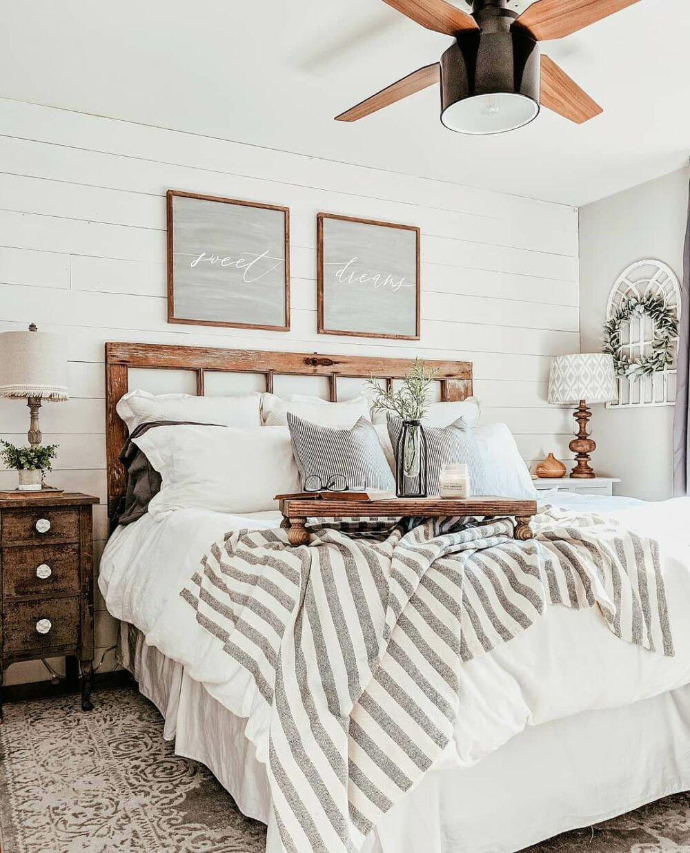 farmhouse ideas for master bedroom
