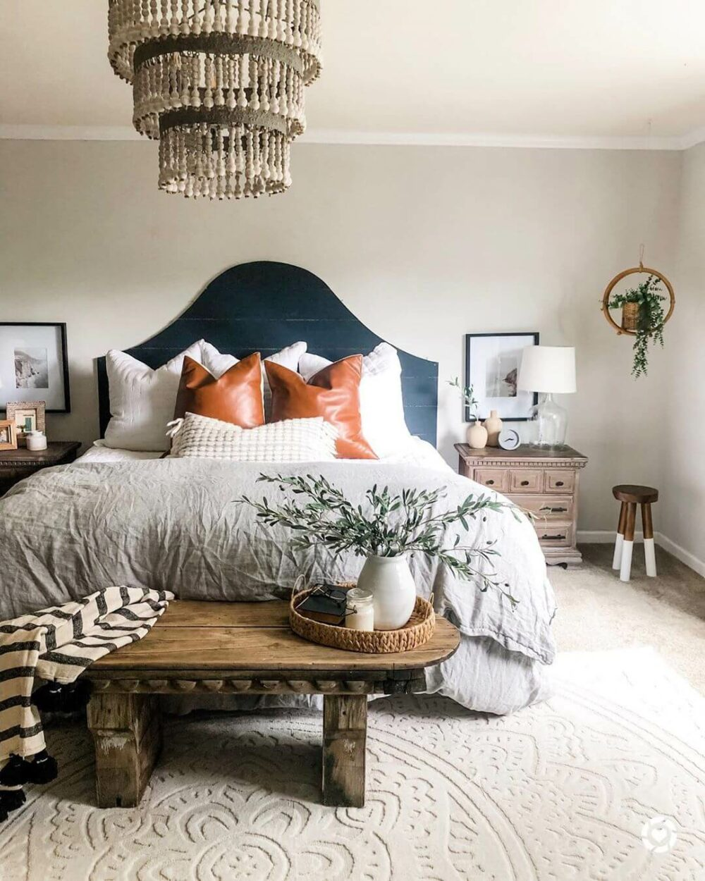 farmhouse master bedroom design ideas