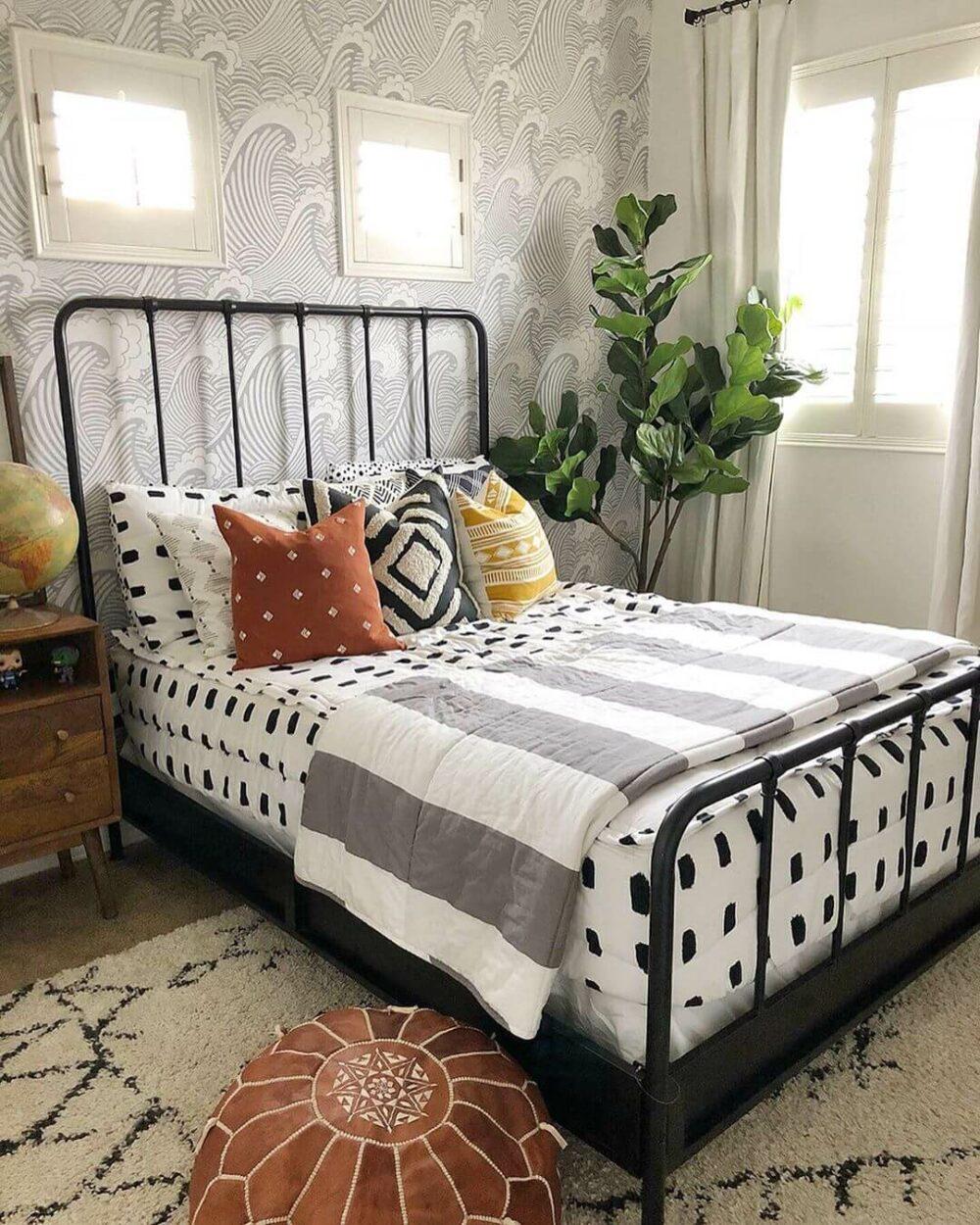 farmhouse style master bedroom ideas