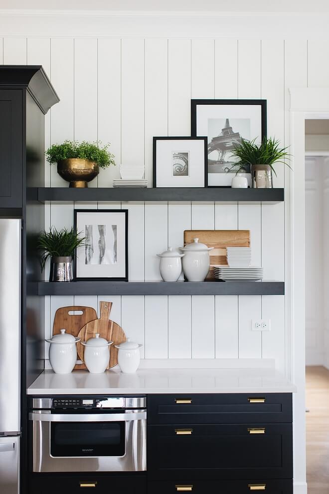 floating shelf display ideas