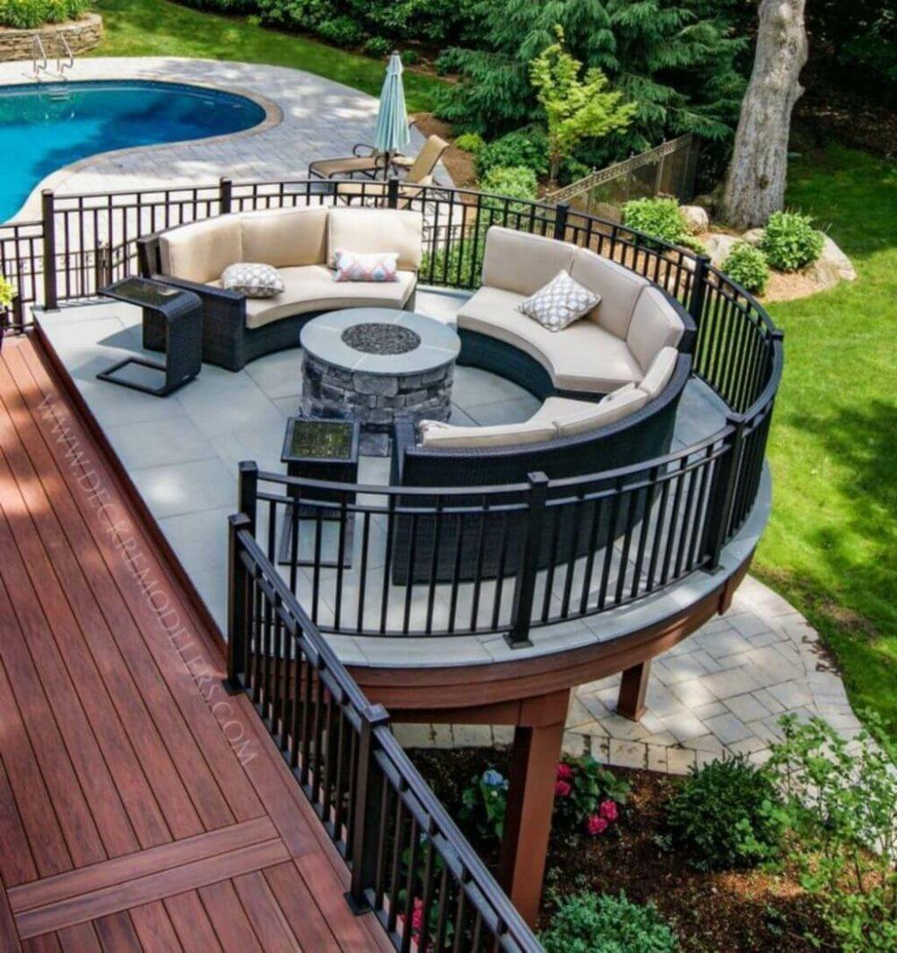 ideas for backyard patio designs