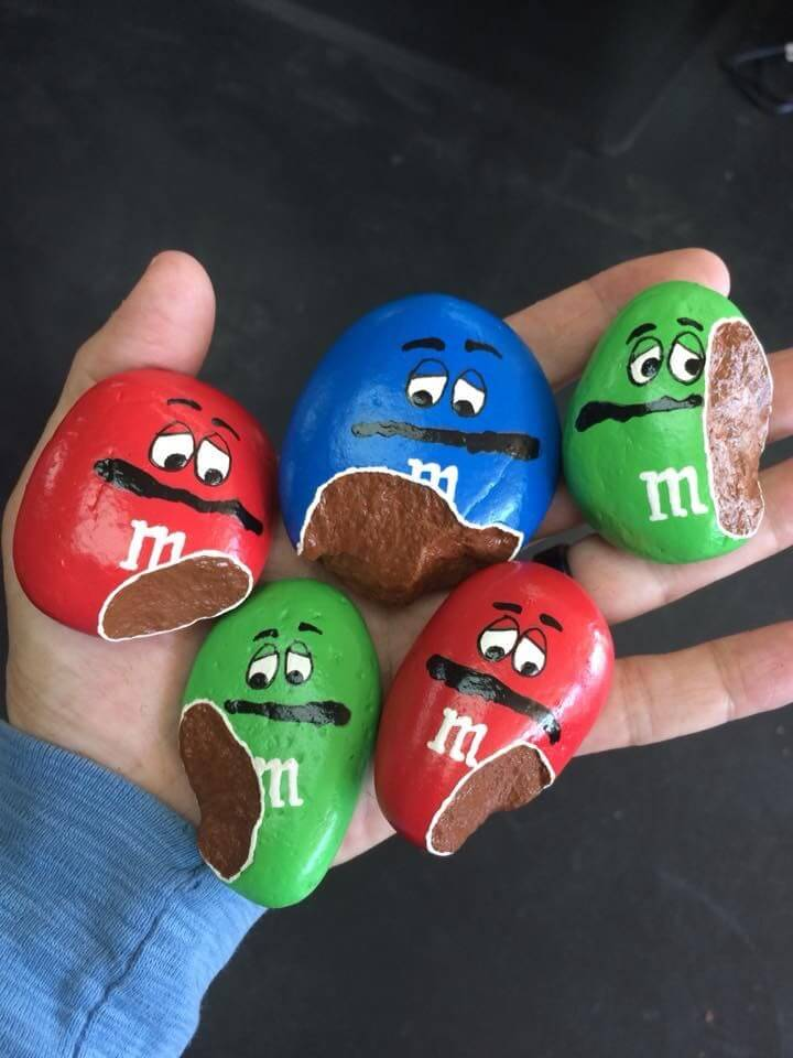ideas for painted rocks