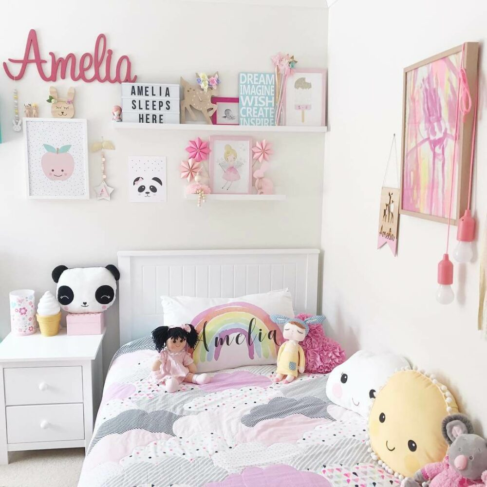 kid room decorating ideas girl