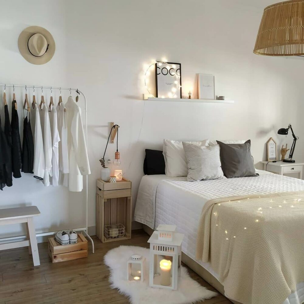 modern farmhouse bedroom design ideas