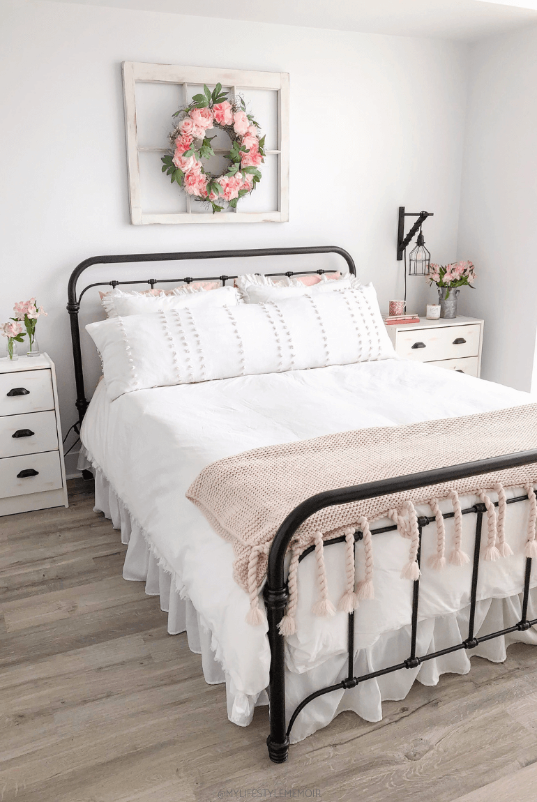 modern farmhouse style bedroom ideas