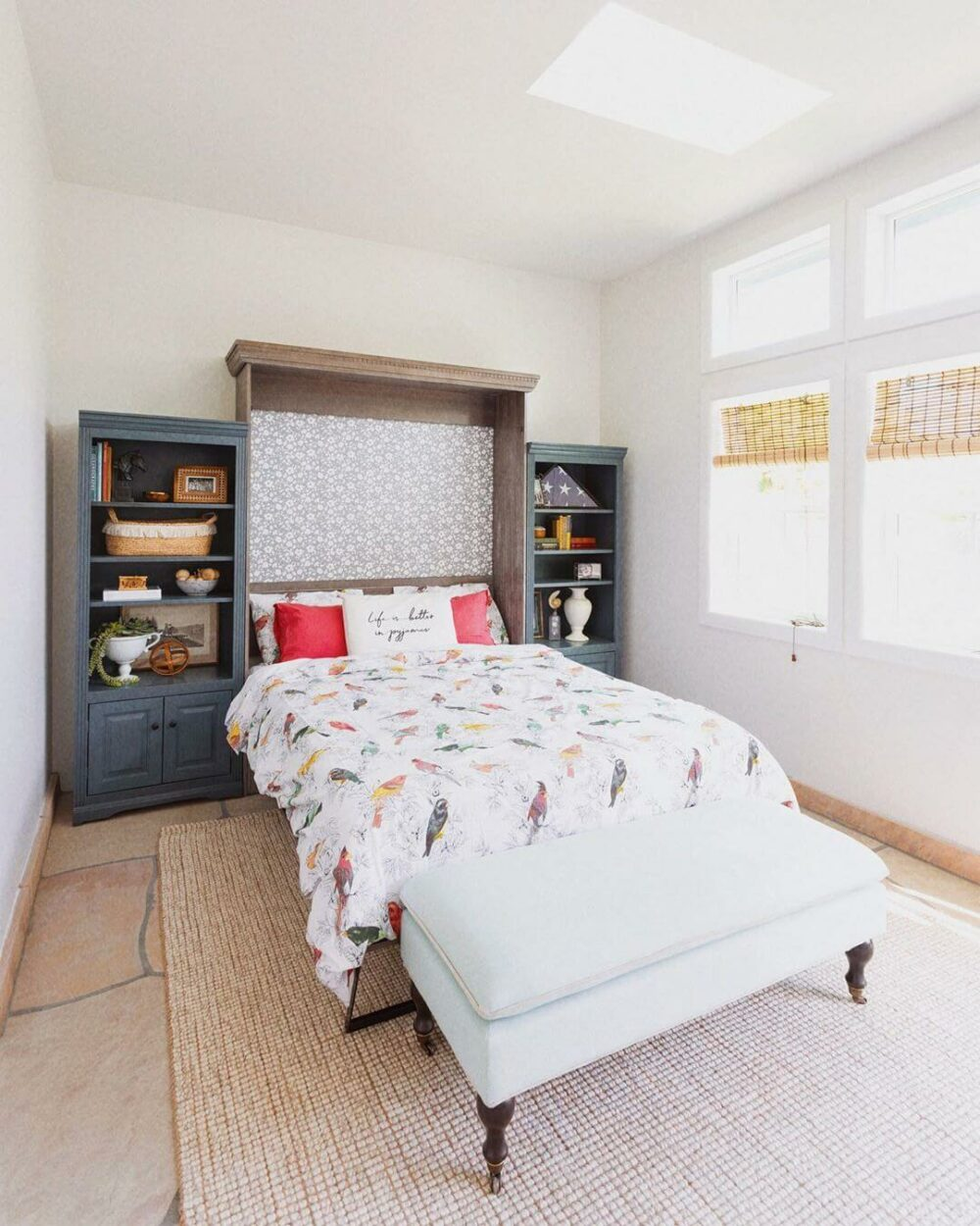 murphy bed plans with desk