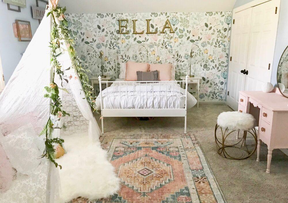 nursery and toddler room ideas
