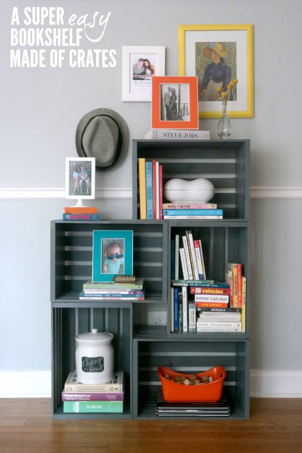 office bookshelf decor ideas