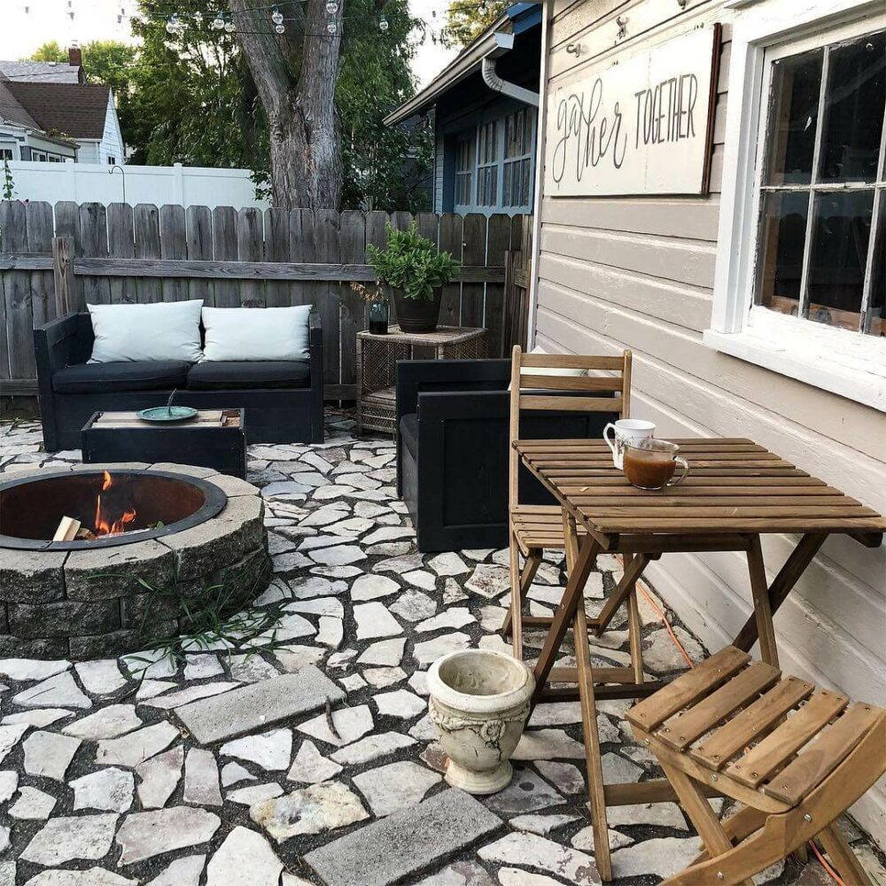 outdoor patio ideas pictures