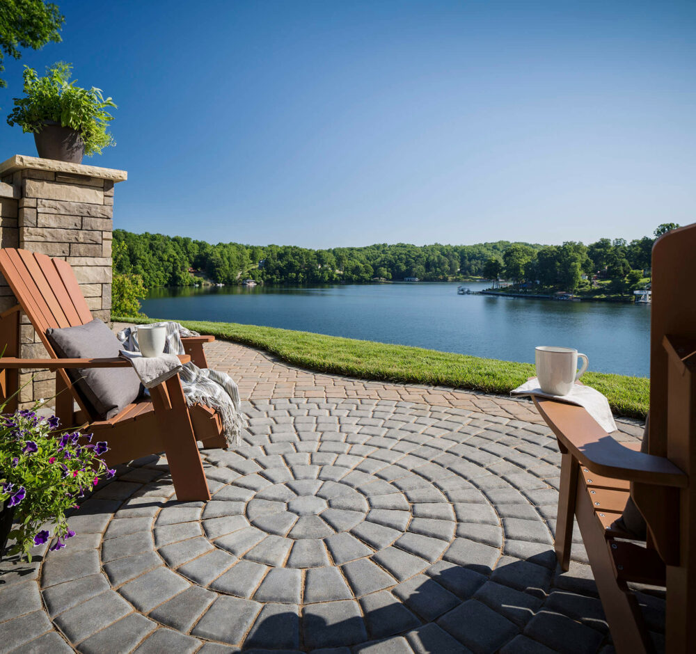 outdoor paver patio ideas