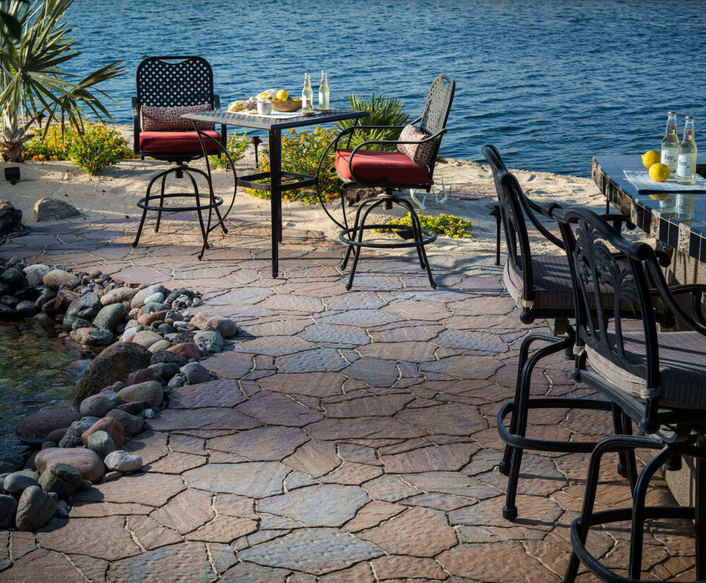 patio pavers ideas for cheap