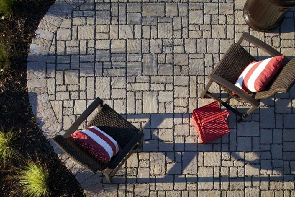 paver patio design ideas