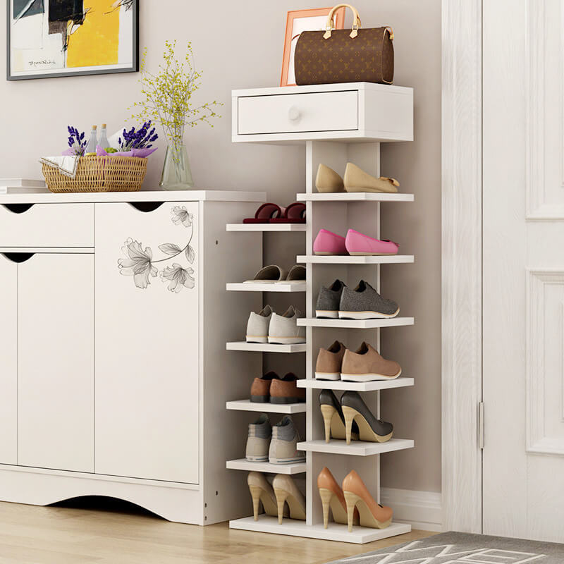 shoe storage entryway ideas