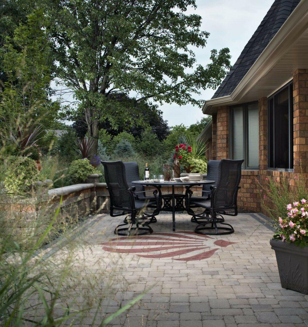 small paver patio ideas
