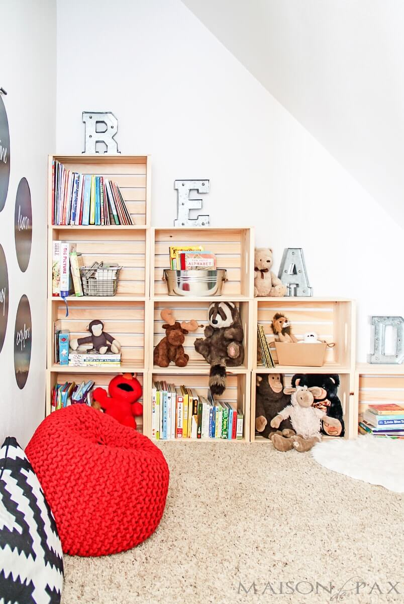 small toy storage ideas
