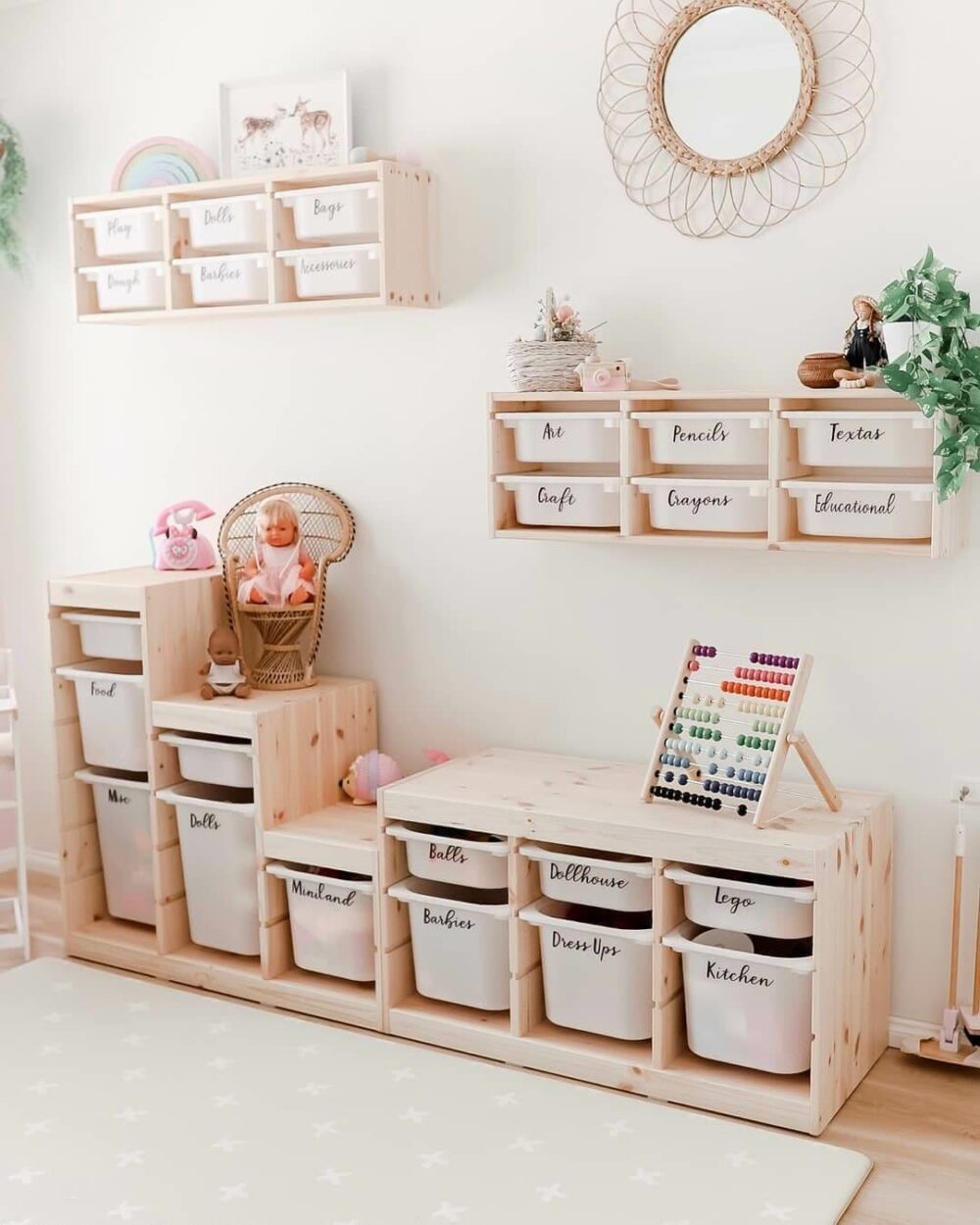 soft toy storage ideas