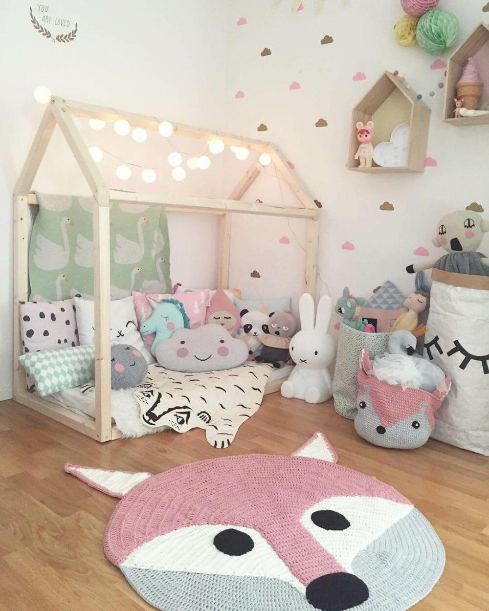 toddler room ideas for girl