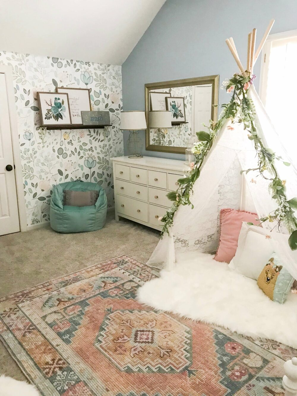 toddlers room ideas girl