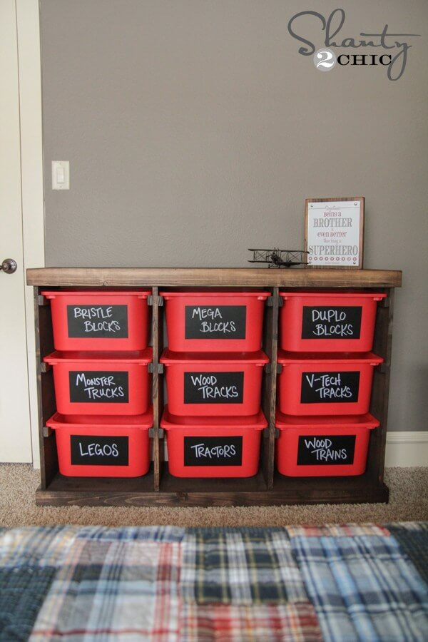 toy box storage idea