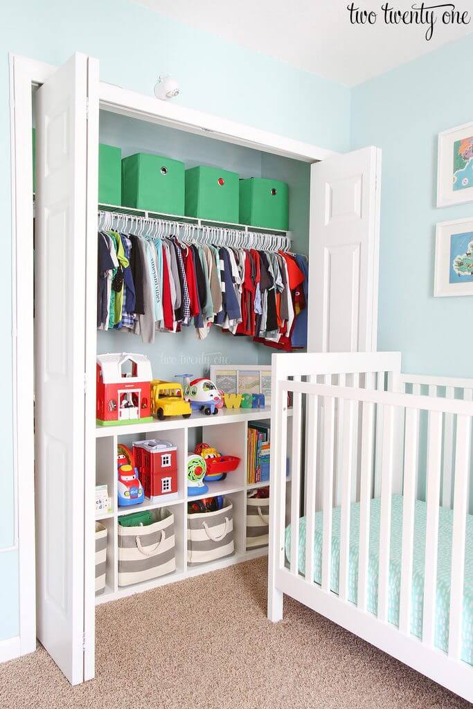 toy storage ideas for small bedrooms