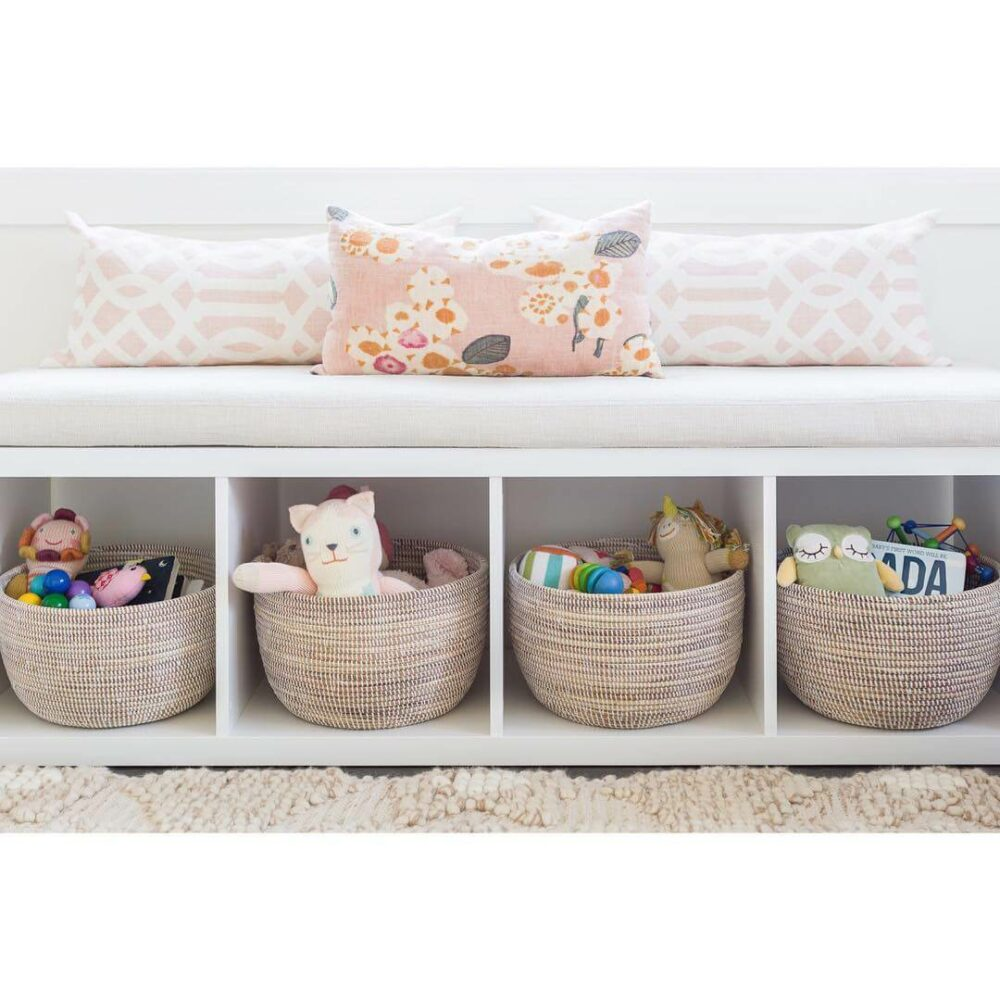 toy storage ideas for small rooms