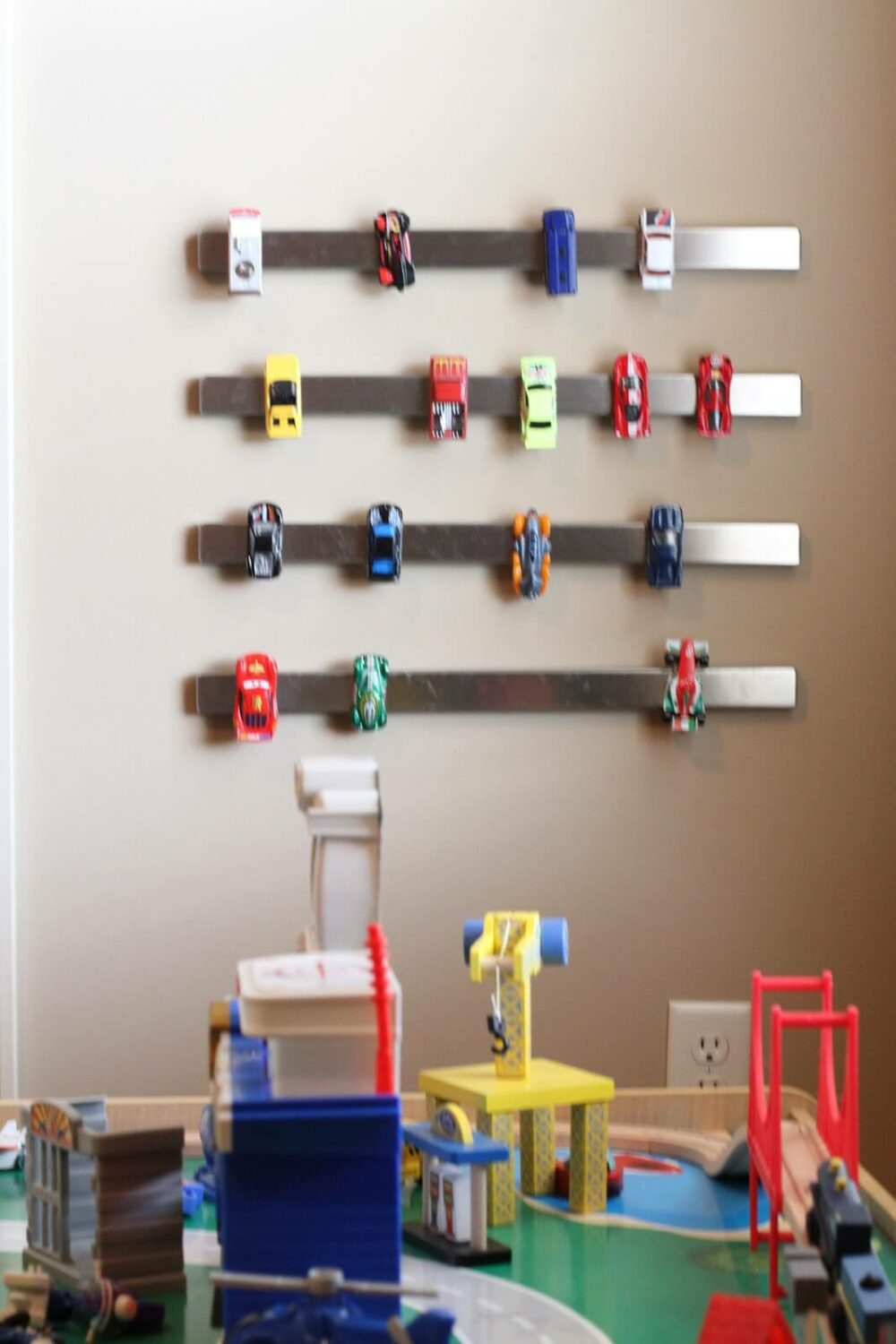 toy storage ideas for small spaces