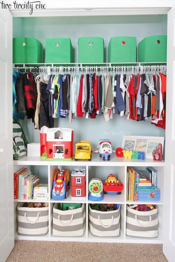 toy storage ideas pinterest