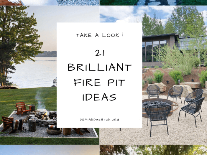 Brilliant Fire Pit Ideas