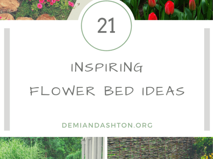 Inspiring Flower Bed Ideas
