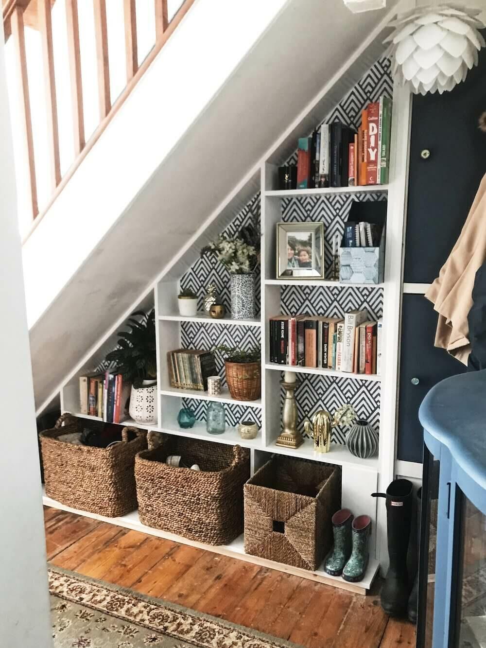 Under Stair Storage Design Ideas