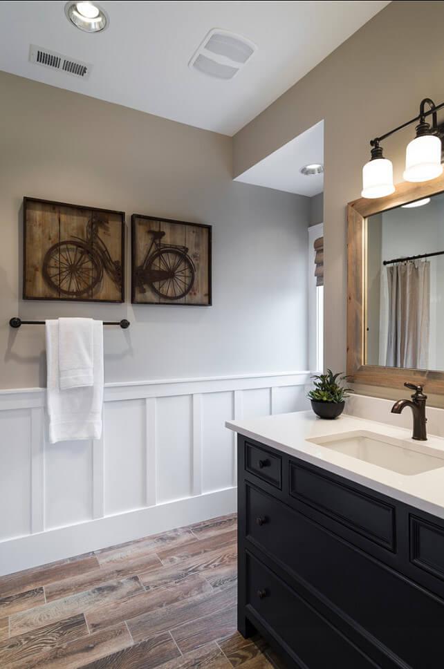 bathroom beadboard wainscoting ideas