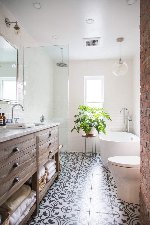 bathroom ideas with bathtub