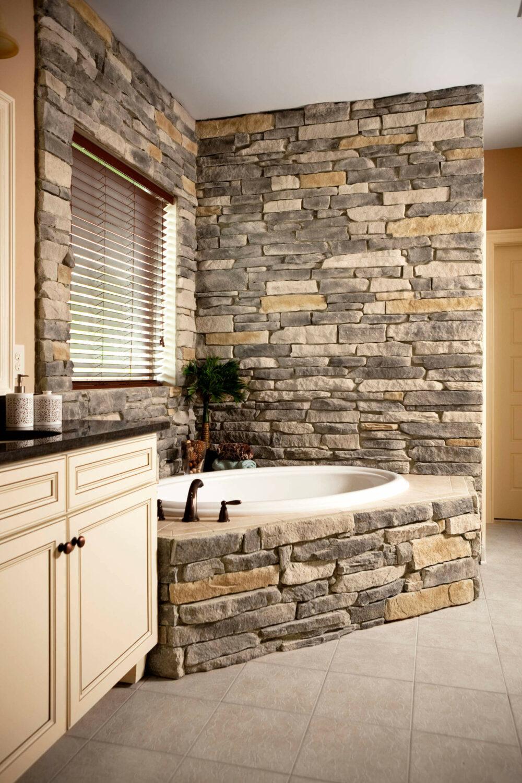 bathroom tile ideas with tub