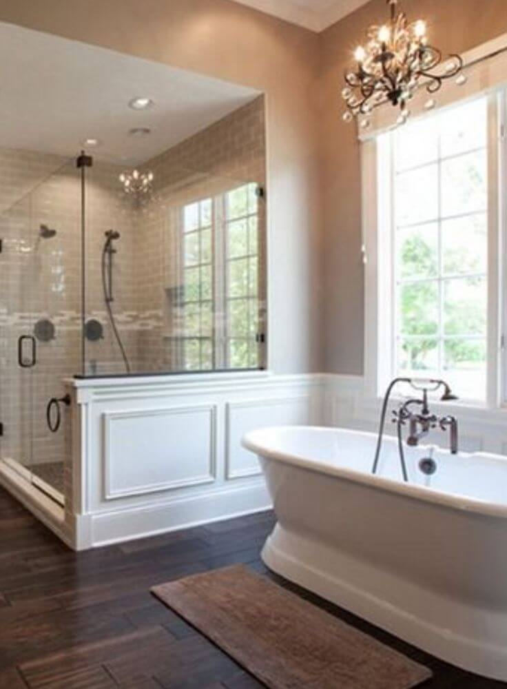 bathroom tub shower ideas