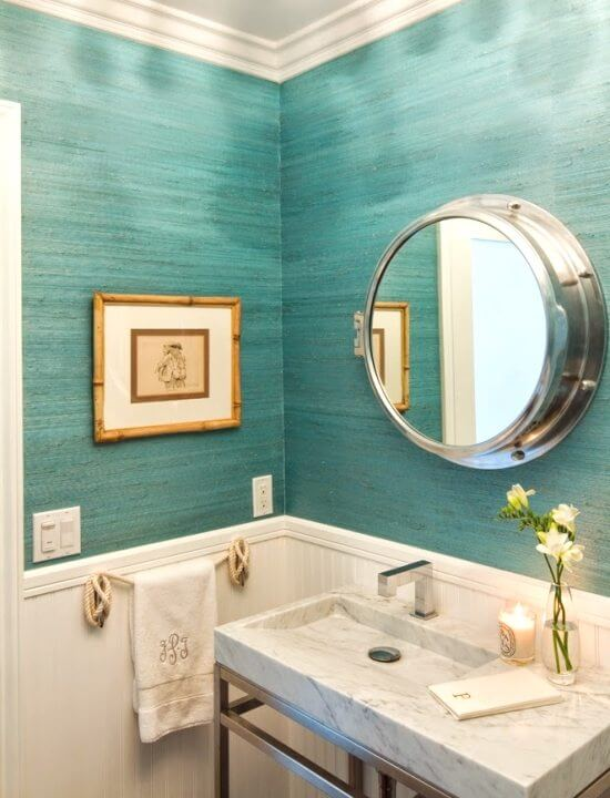 bathroom wall decor pictures