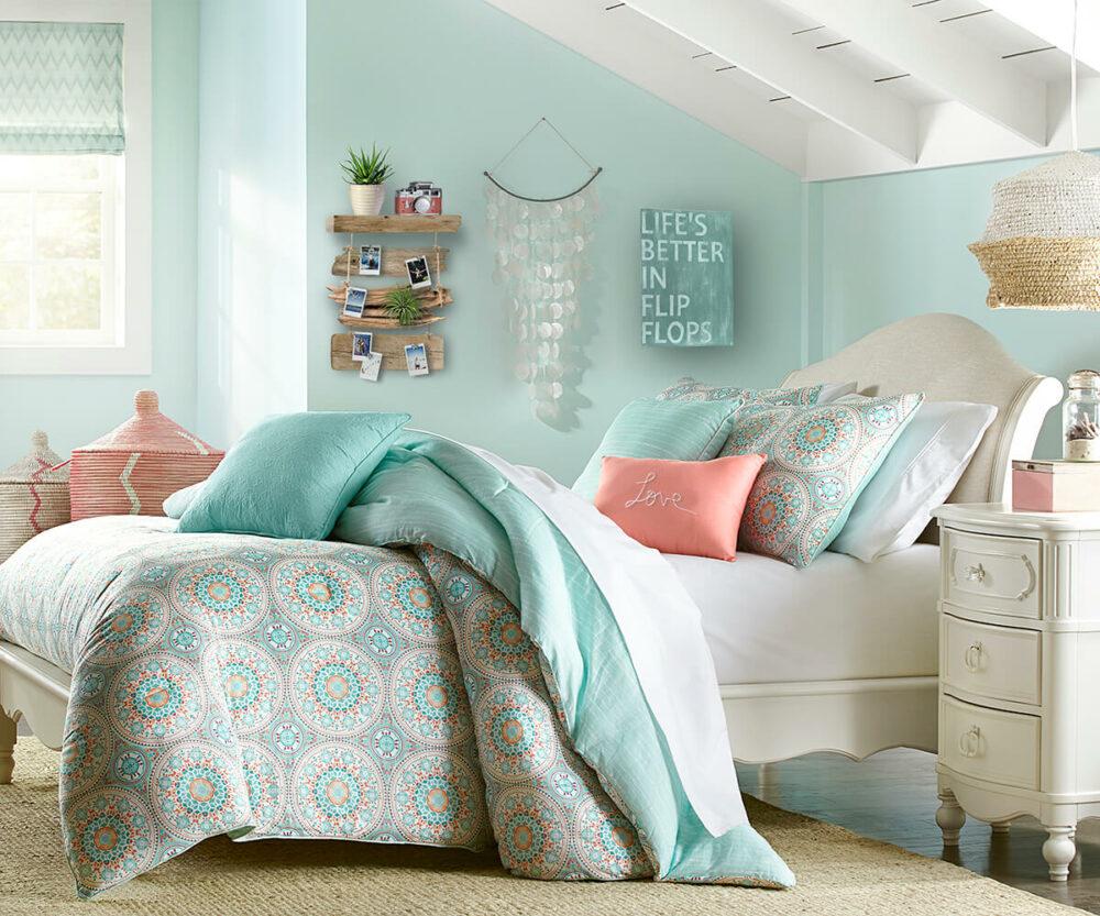 beach bedroom wall decor