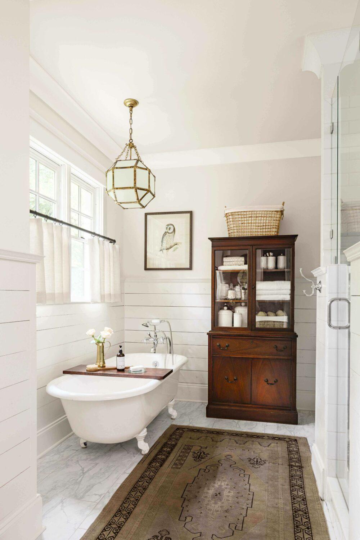 clawfoot tub bathroom ideas