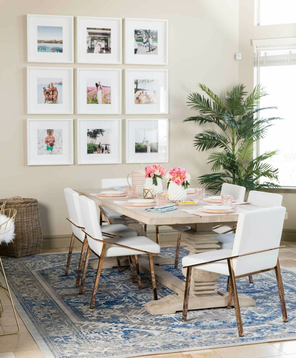 dining room wall decor