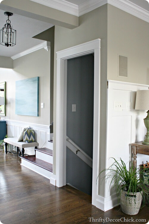 easy crown molding ideas