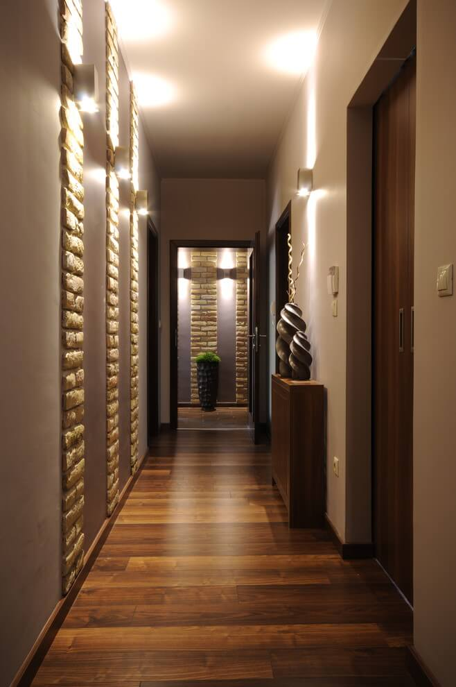 entrance hallway lighting ideas