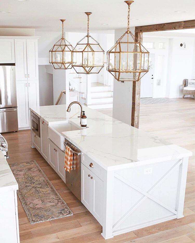 galley kitchen island ideas