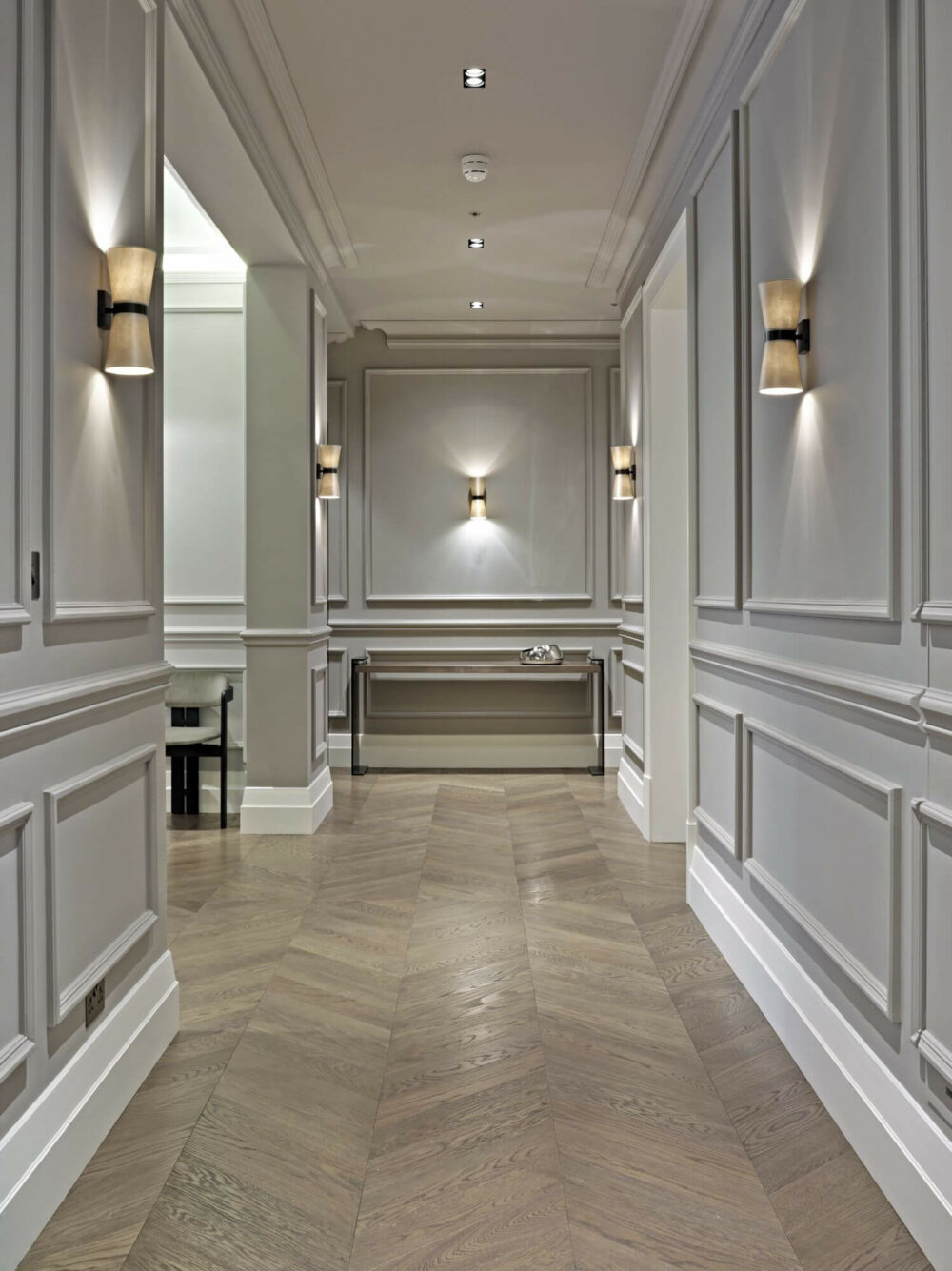 hallway wall lighting ideas