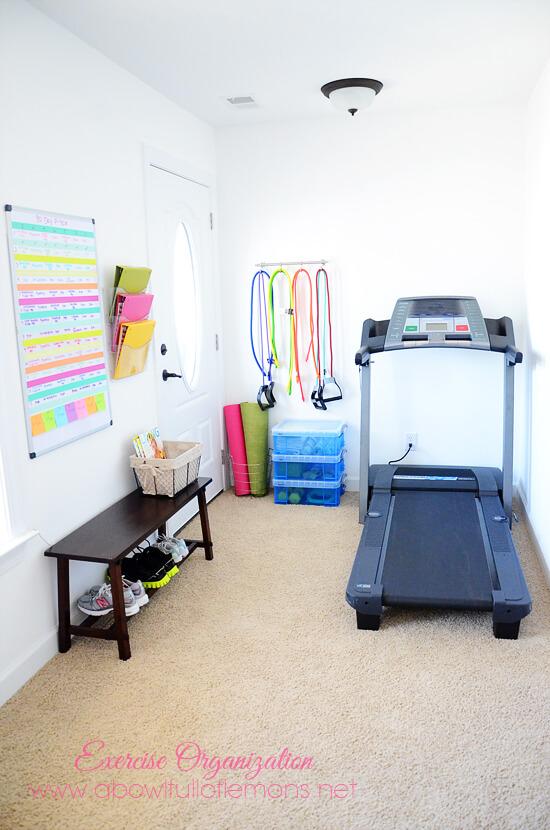 home gym ideas small room