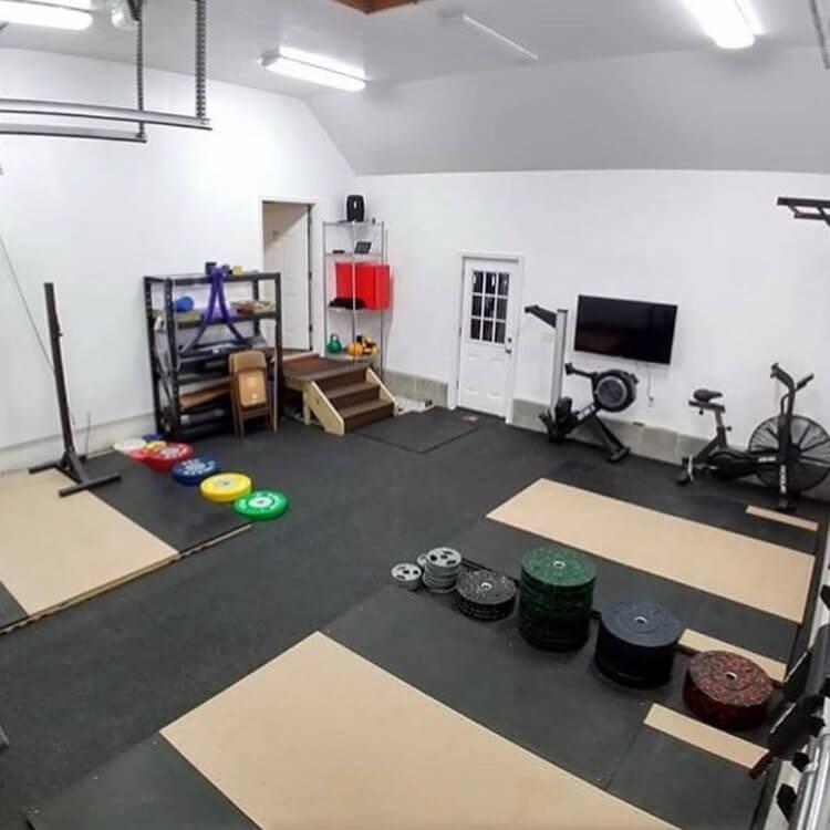 home gym set up ideas