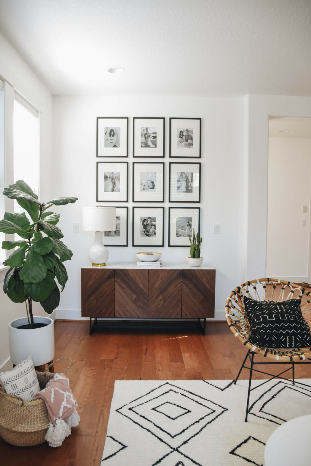 ideas for living room wall decor