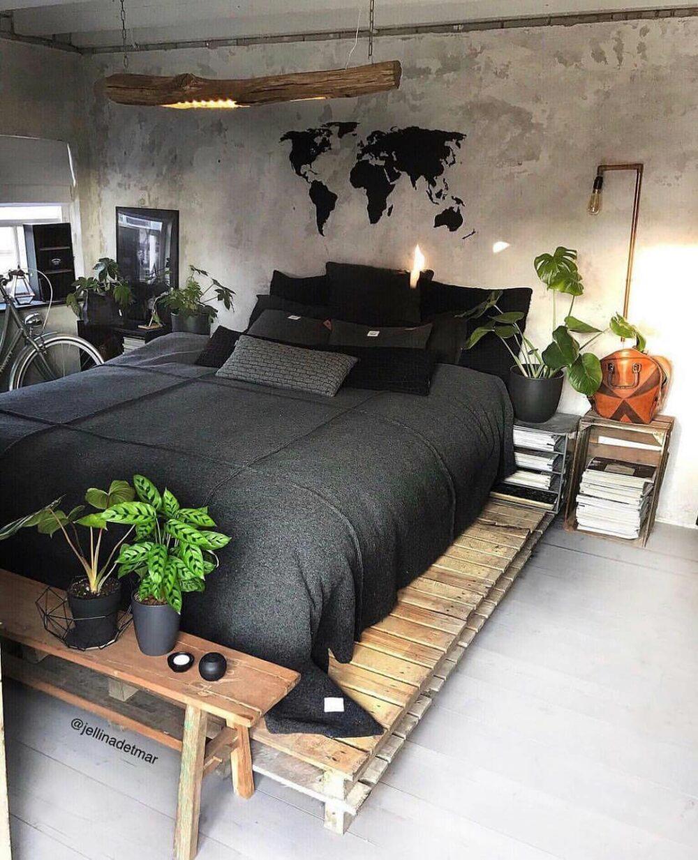 ideas for master bedroom wall decor