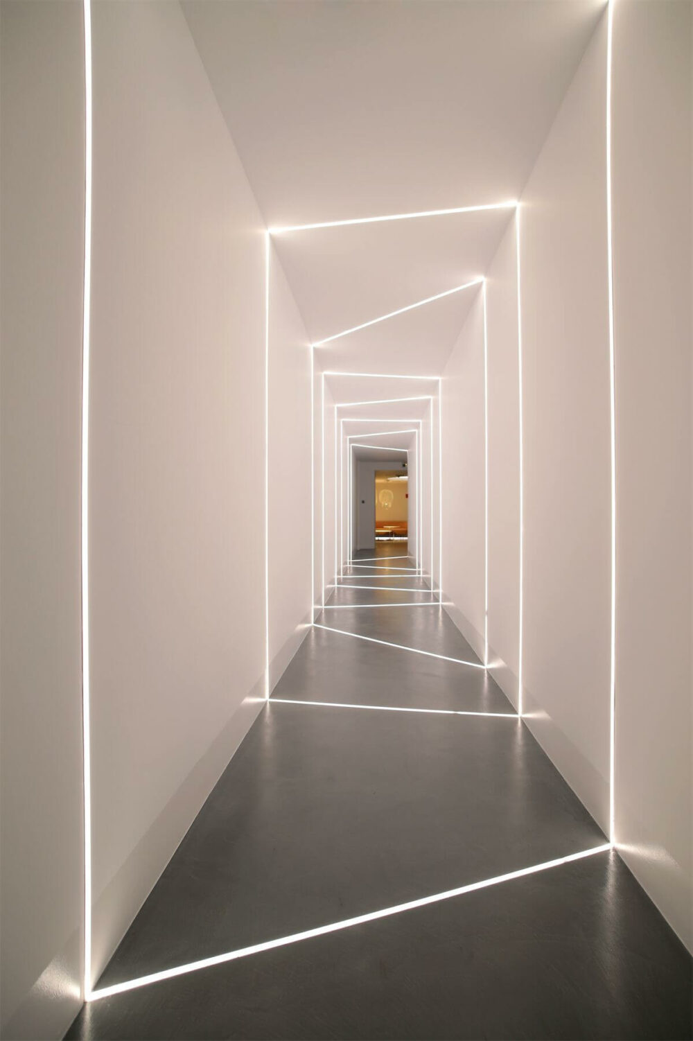 led hallway lighting ideas